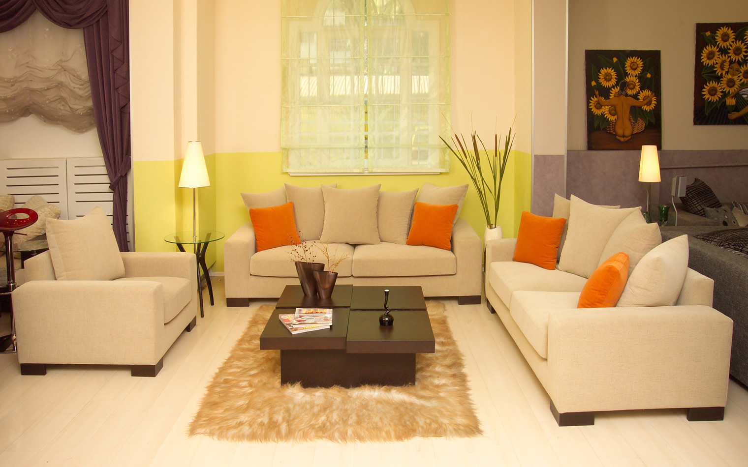 Расположение Мебели В Гостиной Фото Москва