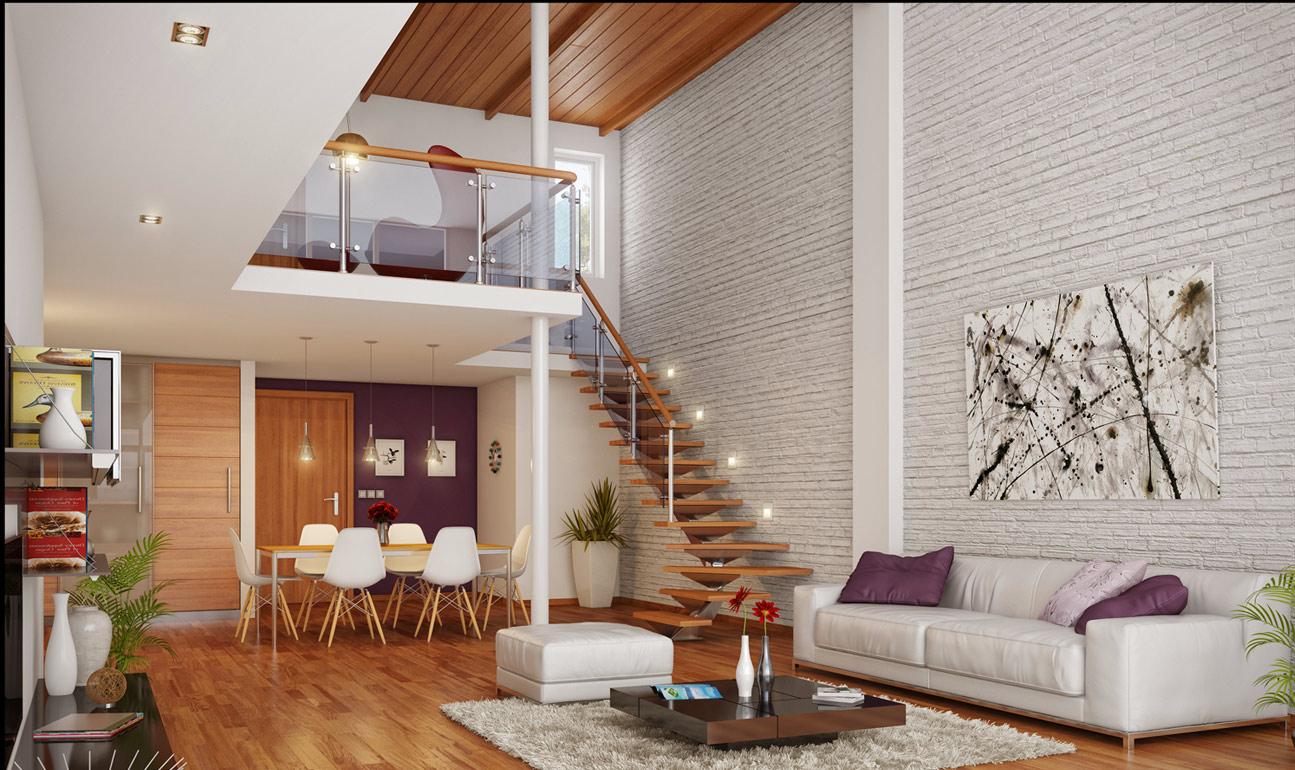 Красивые квартиры фото стен дизайн