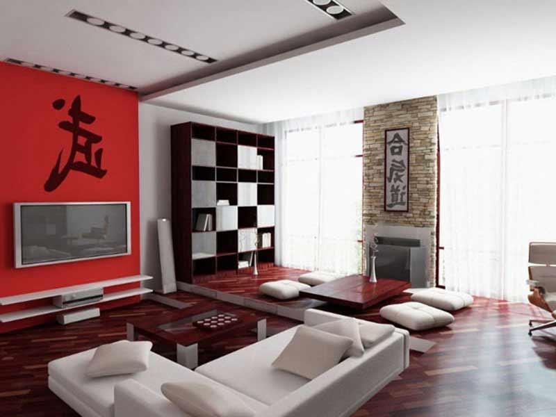 Интерьер комнаты в японском стиле своими руками